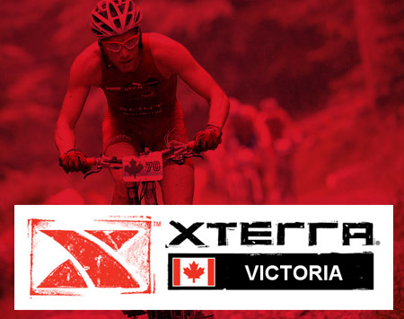 Race in Xterra in Victoria