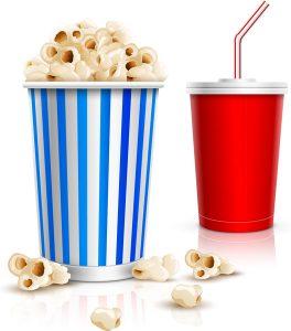 Popcorn and pop